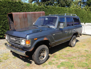 87 Toyota Land Cruiser HJ60