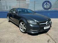 2012 Mercedes-Benz CLS 2.1 CLS250 CDI BlueEFFICIENCY AMG Sport 7G-Tronic Plus 4d
