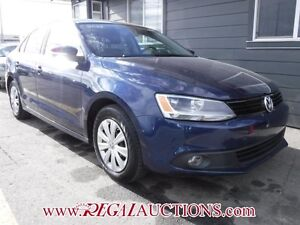 2014 VOLKSWAGEN JETTA  4D SEDAN 2.0 AT