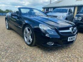 image for 2009 Mercedes-Benz SL Class 3.5 SL350 7G-Tronic 2dr Convertible Petrol Automatic