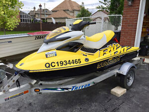 2009 Seadoo RXP 215 Supercharged - Only 29 hrs!