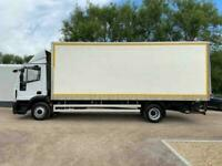 Iveco Eurocargo 120E18s 3.9 180bhp 12 Ton 23ft Box Lorry - Cantilever Tail Lift