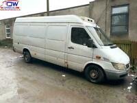2006 Mercedes-Benz Sprinter 2.2TD 311CDi LWB Fridge Van NO VAT Export
