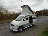 2000 Mazda Bongo 2500 CAMPER AFT 4 BERTH FULL CONVERSION