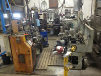 Welding/Fabricating/Machining business for sale