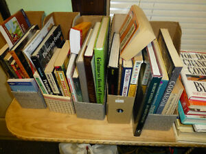 28 books,Health, photography,Cold case science, dictionaries.etc