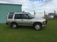 Land Rover Discovery 2.5Td5 ( 5 st ) 2000MY Td5 GS (5 seat)
