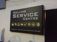 Tyre Fitter/Mechanic Required