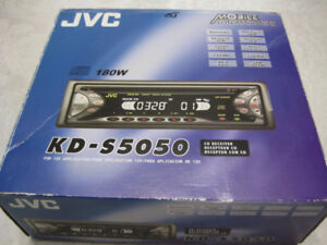 JVC KD-S5050 CD Player