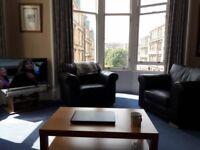 Room In 2-Bedroom Flat In Woodlands Glasgow