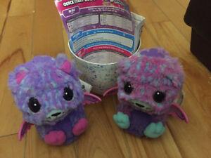 Hatchimals twins toy