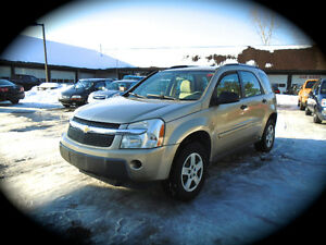 2006 Chevrolet Equinox, LS, AUTOMATIC, POWER GROUP. **AWD**