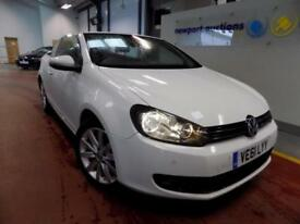 Volkswagen Golf 1.6TDI ( 105ps ) BlueMotion Tech 2012MY SE