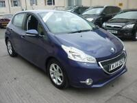 2014 Peugeot 208 1.6e-HDi ( 92bhp ) FAP ( s/s ) Active Finance AVailable
