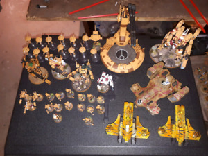 Tau empire army for sale