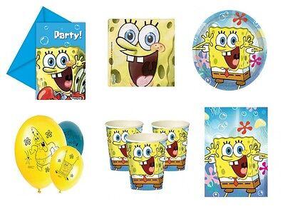 hör - Geschirr Dekoration Sponge Bob (Spongebob Zubehör)