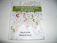 """"""""""""""""""""""""""" International Business - 7th - Ricky W.Griffin"""