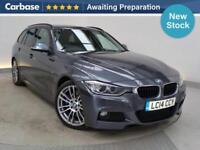 2014 BMW 3 SERIES 330d M Sport 5dr Step Auto Estate Touring