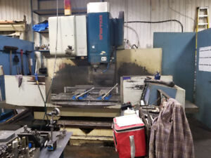 Used Sharnoa Vertical Machining Center