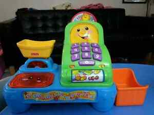 Fisher price laugh and learn kitchen batteries
