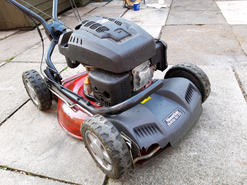 Petrol Lawnmower Mulcher In Consett County Durham Gumtree