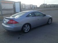 2003 fully loaded Honda Accord EX-L Coupe 6 speed Manual (rare)