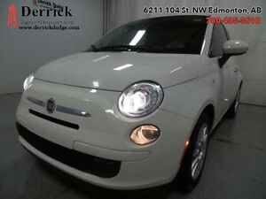 2014 Fiat 500   Used POP Only 10200 kms Power Grp A/C $70.92 B/W
