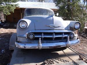 1953 Chevrolet 210, 4 door Sedan