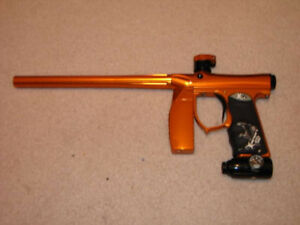 Paint ball gun