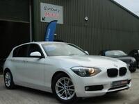 BMW 1 Series 1.6TD 116d EfficientDynamics Sports Hatch 5d 1595cc