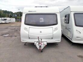 Sprite Firebrand 474 - Used 4 Berth - Tourer Caravan 2005