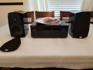 NHT Home Theater System