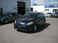 2010 TOYOTA MATRIX ONE OWNER ACCIDENT FREE VERY CLEAN $9999