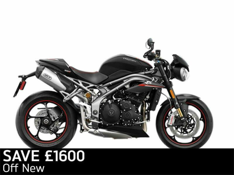 2018 Triumph SPEED TRIPLE RS The Best Way to buy the #1 StreetFighter Less  than   in Halesowen, West Midlands   Gumtree