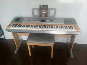 Yamaha DGX620 grand portable piano