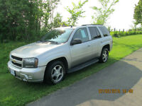 2008 Chevrolet Trailblazer SUV, Crossover