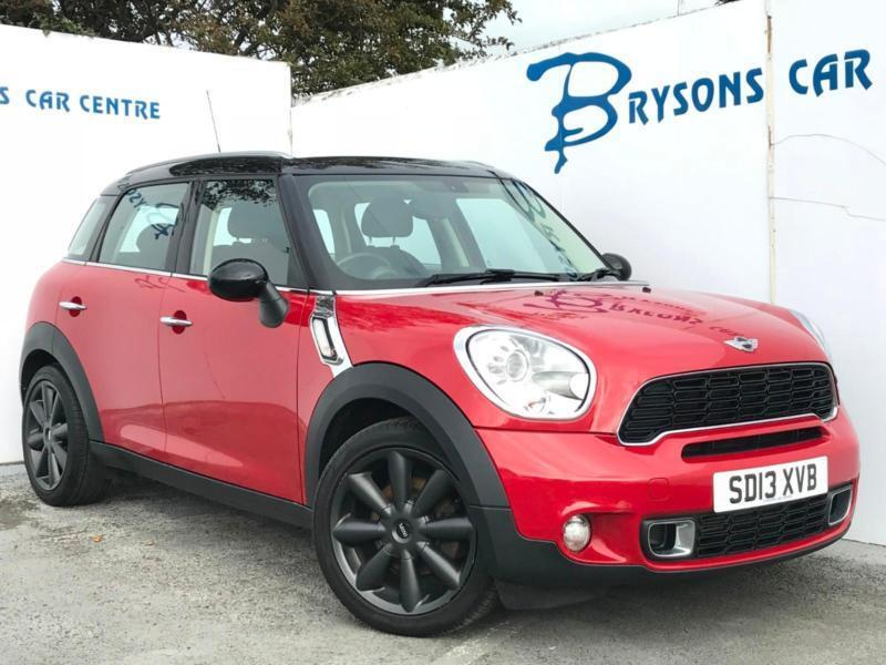 2013 13 Mini Countryman All4 Cooper Sd Chili For Sale In Ayrshire