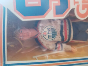 Wayne Gretzky Figure - Collectible in box