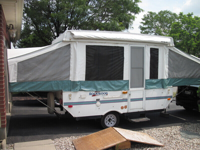 Tent Trailer Rockwood Travel Trailers Amp Campers