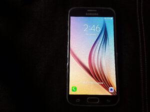 Samsung Galaxy S6 DÉVERROUILLÉ Bell Telus Koodo Virgin Fido