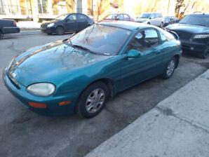 1993 Mazda MX-3 (precidia) manuelle