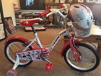 1D girls bike