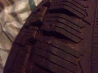 Avalanche Winter Tires Mint Condition