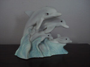 Dolphin Figurine Kitchener / Waterloo Kitchener Area image 1