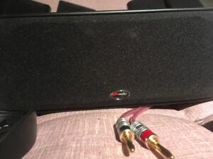 Polk Audio 5.1 surround sound system