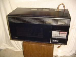 Four micro-onde  et fan  incorporé à vendre