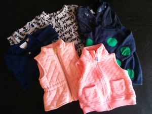 Super Cute Baby Girl Sweaters and Vests