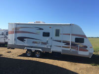 A great opportunity to buy a great travel trailer
