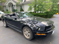 Ford Mustang 2 Door Convertible V6 - 2005