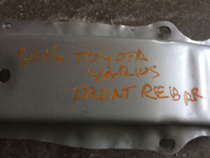 2016 Toyota Yaris Front Rebar Assembly for Four-Door Hunchback